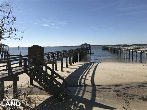 Fort Place Estates Lot 1 Lands End : Saint Helena Island : Beaufort County : South Carolina
