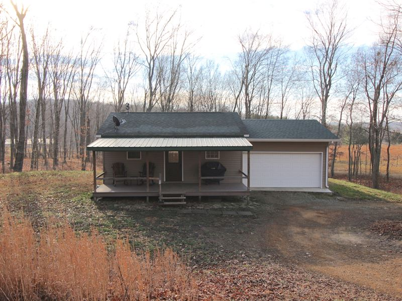 Brown Hollow Rd - 7 Acres : Chillicothe : Ross County : Ohio