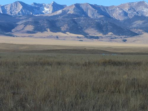 Electric Views : Westcliffe : Custer County : Colorado