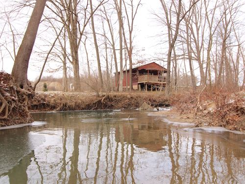 Sr 668 - 30 Acres : Logan : Perry County : Ohio
