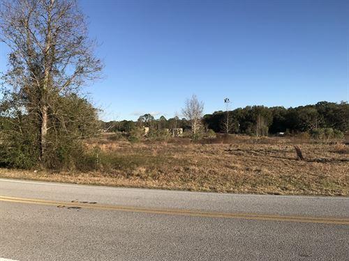 2.2 Acres In Beautiful Country Sett : Brooksville : Hernando County : Florida