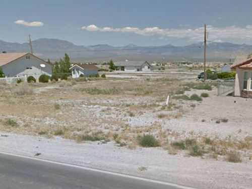 Nye County, Nv $50,000 Neg : Pahrump : Nye County : Nevada