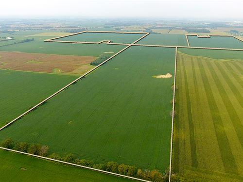 Important Ohio Land Auction : Circleville : Pickaway County : Ohio