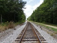 Crawfordville R.R. Tract : Crawfordville : Taliaferro County : Georgia