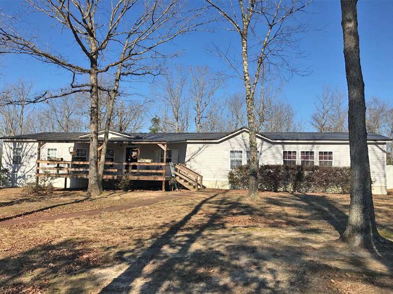 John Junkin Road Tract : Gordo : Pickens County : Alabama