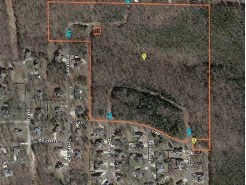 25 Ac, Development Opportunity : Forsyth : Taney County : Missouri