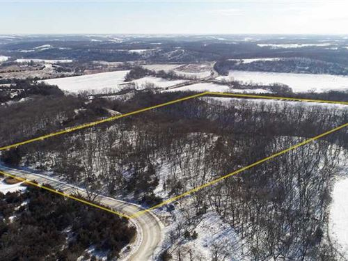 20 ac M/L, Land For Sale, Madison : Saint Charles : Madison County : Iowa