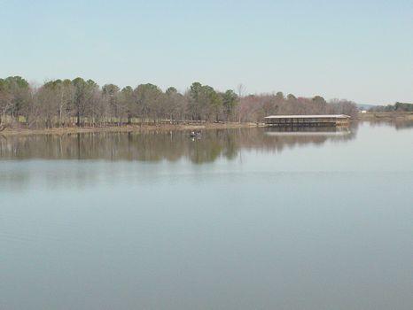 3 1/4 Acres Weiss Lake : Centre : Cherokee County : Alabama