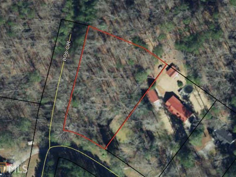 1 Acre Lot Established Neighborhood : Loganville : Walton County : Georgia