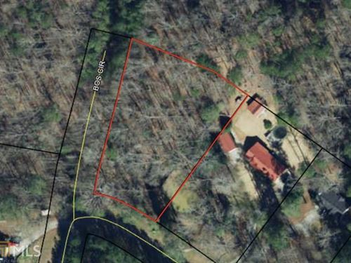 1 Acre Lot Established Neighborhood : Loganville : Walton County : Georgia