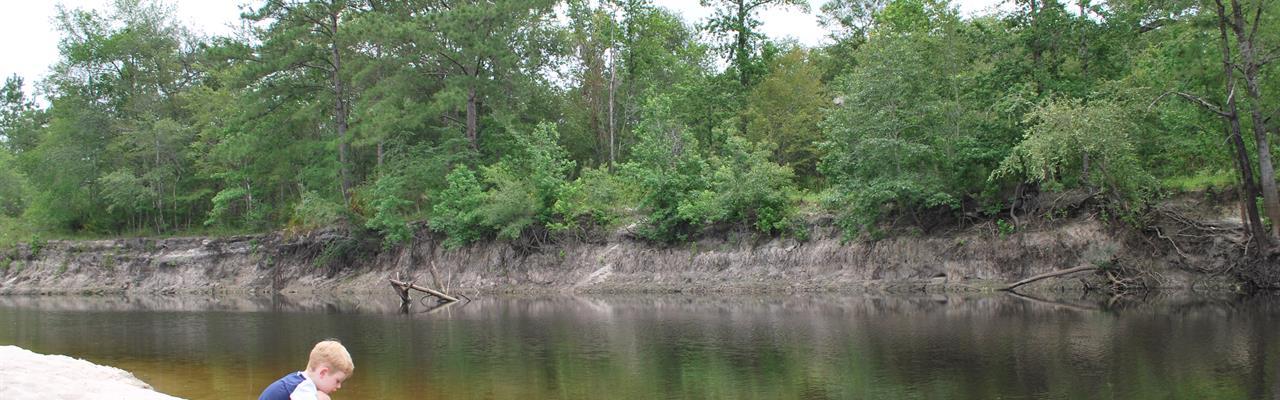 Riverfront Outdoorsman's Paradise : Blackshear : Pierce County : Georgia
