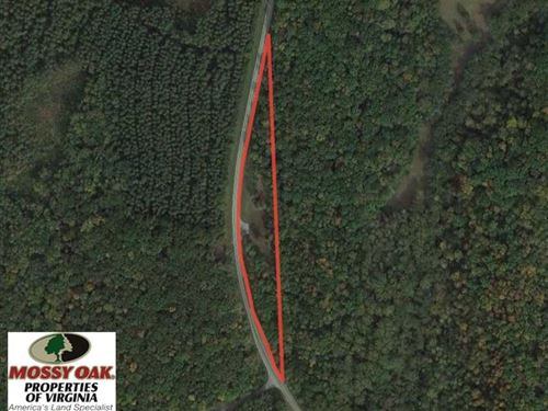 3.66 Acres of Commercial Land For : Farmville : Prince Edward County : Virginia