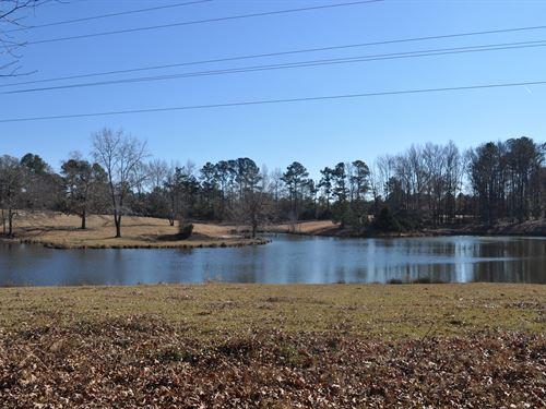 Bowden Pond Tract : Greensboro : Greene County : Georgia