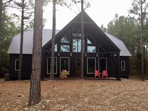 Amazing Custom Cabin in Hochatown : Broken Bow : McCurtain County : Oklahoma