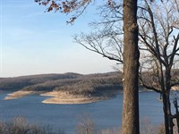 20 Acres on Bull Shoals Lake in MA : Oakland : Marion County : Arkansas