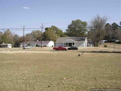 Commercial And Residential Land fo : Winona : Montgomery County : Mississippi