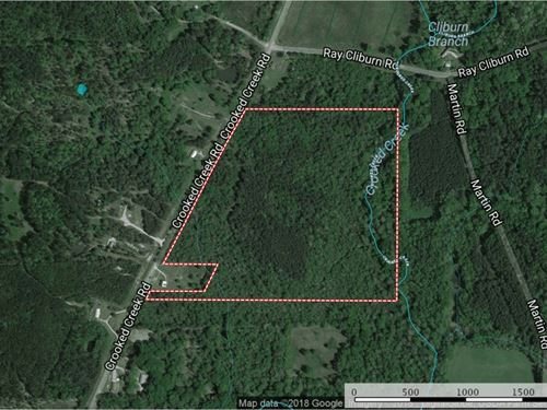 Land For Sale Monticello, Lawrence : Monticello : Lawrence County : Mississippi