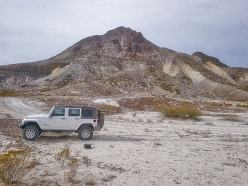 Affordable Off Grid 40 Acres : Terlingua : Brewster County : Texas