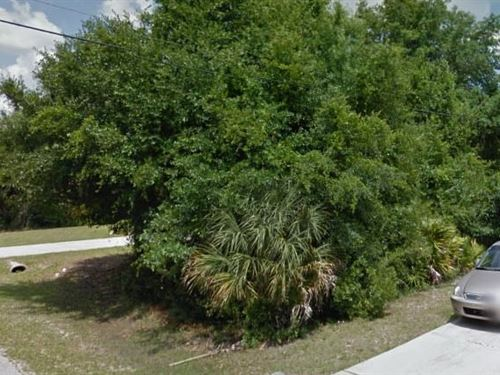 Sarasota County, Fl $47,500 Neg : North Port : Sarasota County : Florida