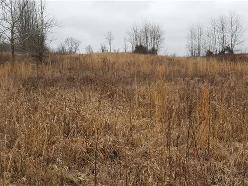 Great Building Site on 4 Acres Nea : Greensburg : Decatur County : Indiana