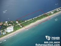 12+ Ac Oceanfront Development Site : Jensen Beach : Saint Lucie County : Florida