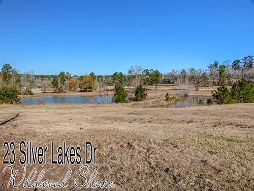 .13 Acres In Walker County : Huntsville : Montgomery County : Texas