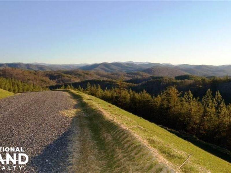 Monroe County Development Tract : Tellico Plains : Monroe County : Tennessee