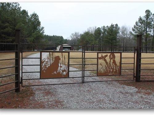 191 Acres In Webster County : Eupora : Webster County : Mississippi