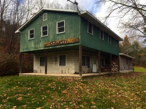 501+/- Acre Recreational Escape : Hughesville : Lycoming County : Pennsylvania