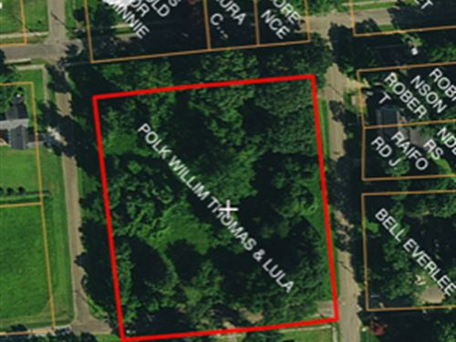 Excellent Lot For Business/Dr Off : Centreville : Wilkinson County : Mississippi