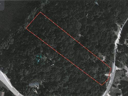 Lot For Sale Along The Wi River : Wisconsin Dells : Columbia County : Wisconsin