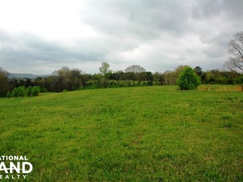 Small Country Farm Property : Niota : McMinn County : Tennessee