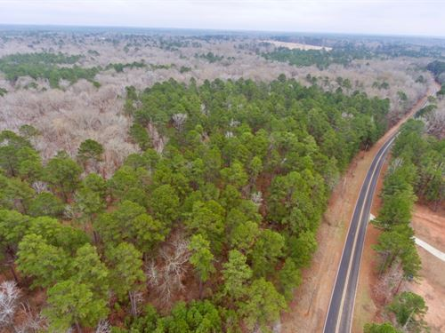 97 Acre Development/Timber Investme : Benton : Bossier Parish : Louisiana