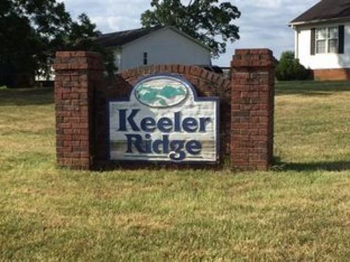 Mobile Home Lot - Keeler Ridge : Travelers Rest : Greenville County : South Carolina