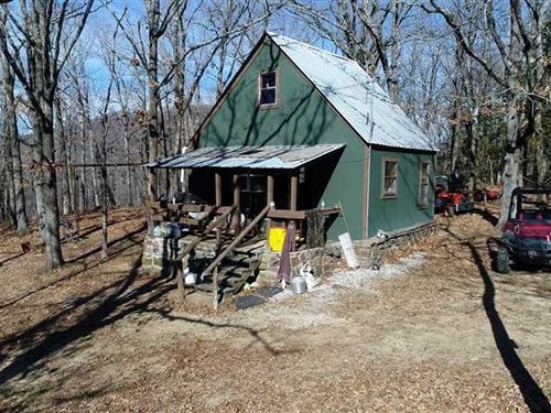 13 AC + Cabin 4 Sides by National : Winslow : Washington County : Arkansas
