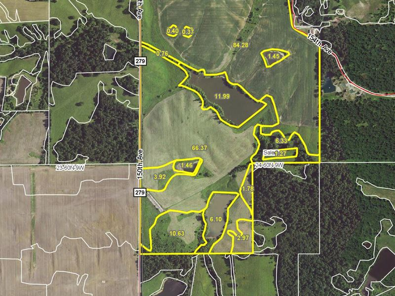 202 Acres Hwy 156 Lewis County : Ewing : Lewis County : Missouri