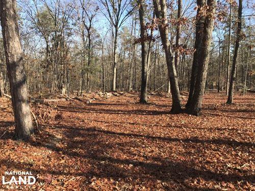 17 Acre Piedmont Homesite : Piedmont : Anderson County : South Carolina