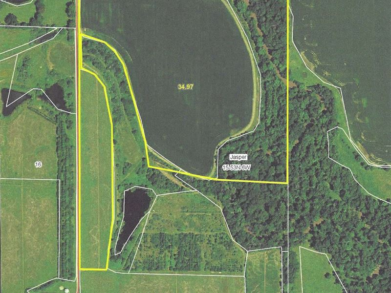35 Acres Spencer Church Rd Ralls Co : Vandalia : Ralls County : Missouri