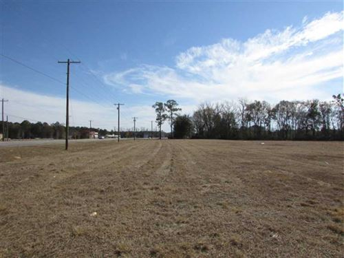 10 Acre Commercial Property Loc : Moultrie : Colquitt County : Georgia