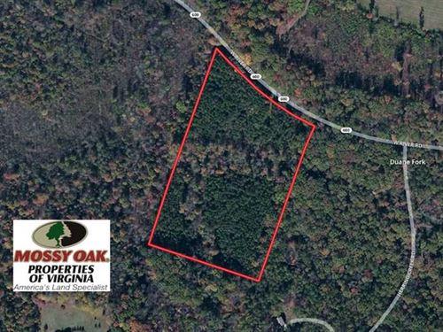 Under Contract, 9.4 Acres of Resi : Aylett : King William County : Virginia