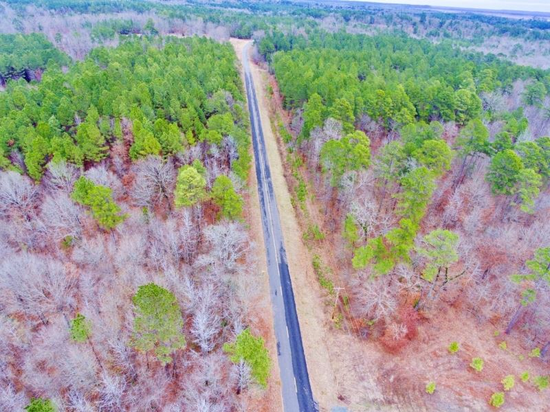 32.4 Acre Timber / Development : Ida : Caddo Parish : Louisiana