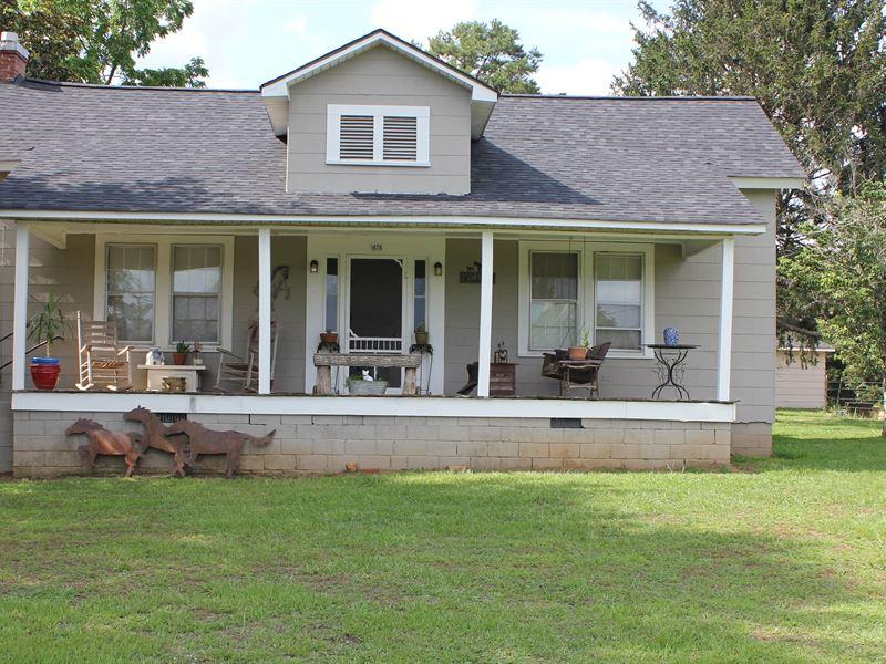 27 +/- Acres Cedartown, Ga : Cedartown : Polk County : Georgia