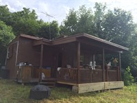 42+/- Acres With Cabin : Collinsville : DeKalb County : Alabama