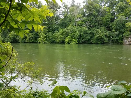 River Front Lot : New Market : Jefferson County : Tennessee