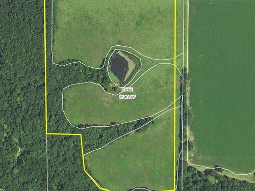 30.68 Acres Truman Ln Ralls Co : Perry : Ralls County : Missouri