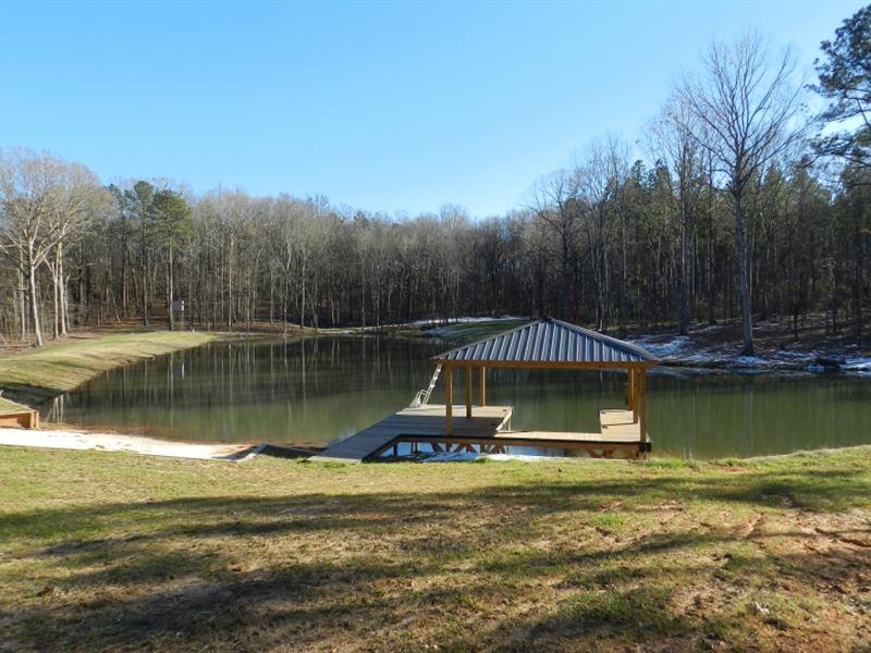 Reduced, Shady Dale Hunting Planta : Shady Dale : Jasper County : Georgia