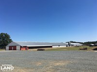 Poultry Farm With Stable Income And : Cheraw : Chesterfield County : South Carolina