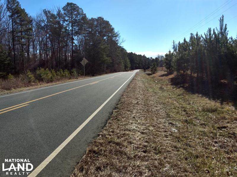 Jones Ferry Road Secluded Homesit : Pittsboro : Chatham County : North Carolina