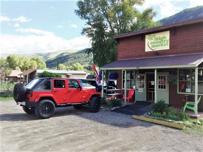 Lake City Commercial Building : Lake City : Hinsdale County : Colorado