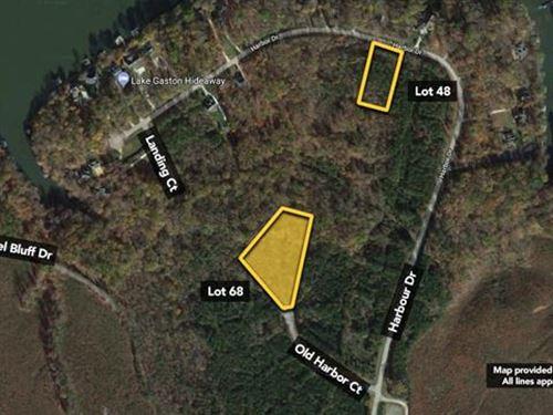 Beautiful 2.91 Acre Homesite in : Macon : Warren County : North Carolina